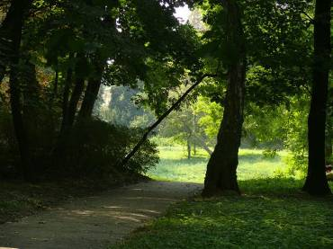 Ogród Saski w Lublinie