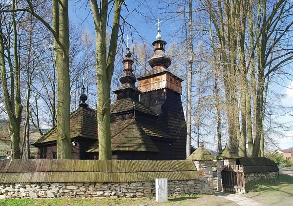 Cerkiew św. Jakuba w Powroźniku