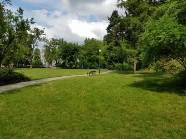 Park Żeromskiego w Warszawie