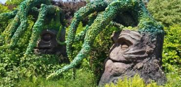 Magiczne Ogrody w Trzciankach pod Janowcem