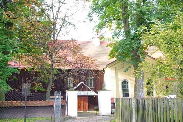 Kościół Matki Bożej Szkaplerznej w Głębowicach