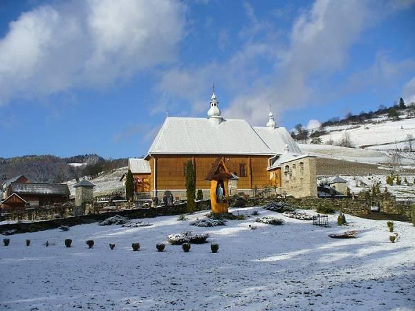 Cerkiew św. Michała Archanioła w Wierchomli Wielkiej