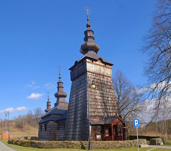 Cerkiew św. Dymitra w Szczawniku
