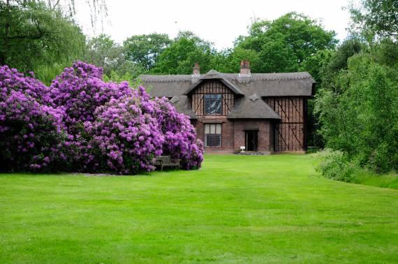 Najwspanialsze parki królewskie, ogrody botaniczne - zielony Londyn